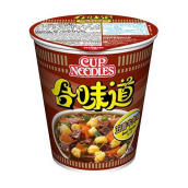 Zupa - makaron Nissin Cup Noodles - wołowina