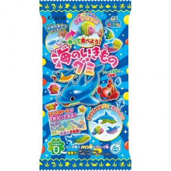 Kracie - Sea Animals Gumi