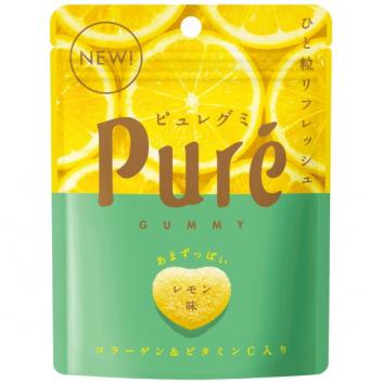 Żelki Pure - cytryna