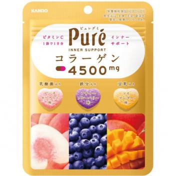 Żelki Pure Inner Support - mix smaków
