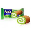Fudo Swiss Roll - pandan 1 szt.