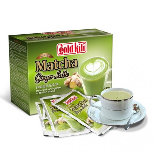 Gold Kili Matcha Ginger Latte 25 g