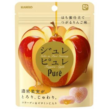 Żelki Pure - jabłko Tsugaru
