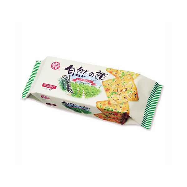 Krakersy Soda Crackers - wodorosty Laver