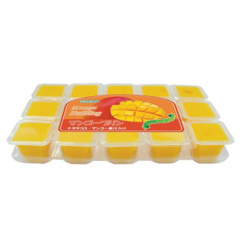 Nata De Coco Pudding Mini - mango 1 szt.