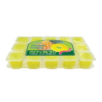 Nata De Coco Pudding Mini - ananas 1 szt.