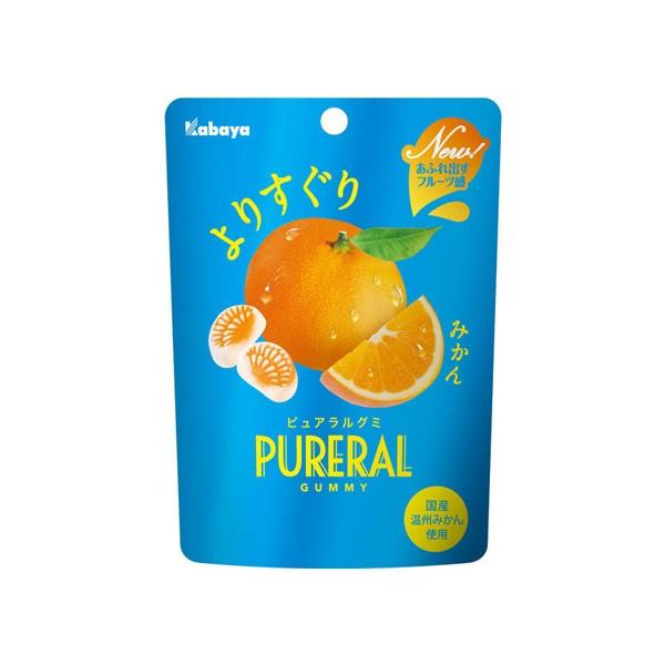 Żelki Pureral - mandarynka