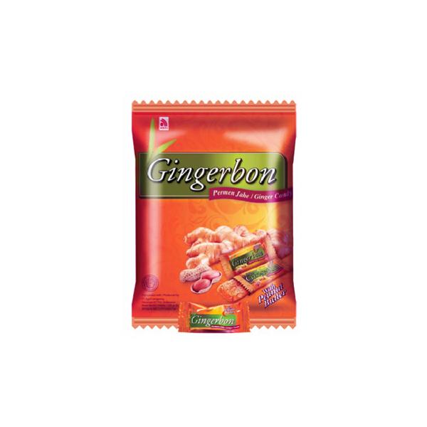 Cukierki Gingerbon With Peanut Butter 125 g