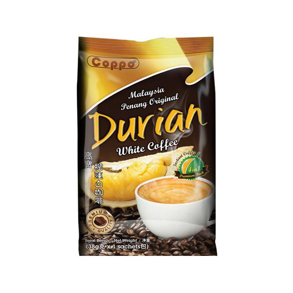 Coppo Durian White Coffe 38 g (1 saszetka)